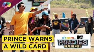 MTV Roadies To Get It's Wild Card | Prince Challenges A Wild Card