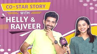Helly Shah And Rajveer Singh's Co-Star Story | Sufiyana Pyaar Mera