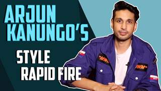 Arjun Kanungo Takes Up The Style Rapid Fire | Woh Baarishein