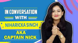 Niharicka Singh Aka Captain Nick  Talks About Her Journey, YouTube & More