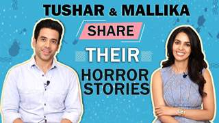 Tushar Kapoor And Mallika Sherawat Share Their Horror Stories & More | Boo-Sabki Phategi