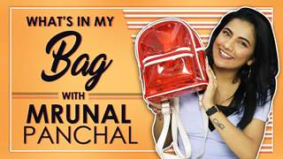 What's In My Bag With Mrunal Panchal Aka Mrunu | Bag Secrets Revealed