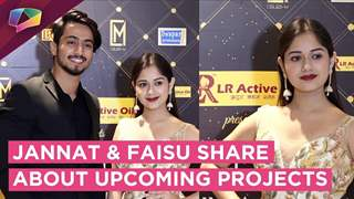 Jannat Zubair Rahmani And Faisu Share About Tere Bin Kive & Upcoming Projects