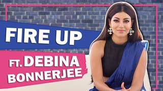 Fire Up Ft. Debina Bonnerjee | Dance Move, Useless Talent & More