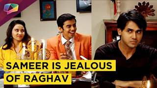 Sameer Is Jealous Of Naina's Concern For Raghav | Yeh Unn Dino Ki Baat Hai