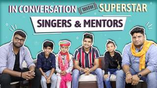 Sony Tv's Superstar Singers | In Conversation With Salman, Nitin, Sachin & Contestants