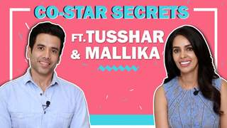 Tusshar Kapoor And Mallika Sherawat's Co-Star Secrets | Booo Sabki Phategi 2,191 views  91  10  SHARE  SAVE