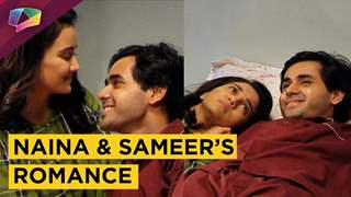 Naina And Sameer's Cute Romantic Moment | Yeh Unn Dino Ki Baat Hai