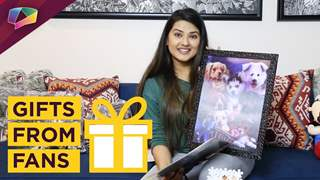 Kratika Sengar Dheer Receives Gifts From Her Fans