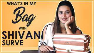 What's In My Bag With Shivani Surve | Bag Secrets Revealed