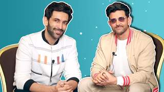 Hrithik Roshan- Nandish Sandhu have a strong message to give