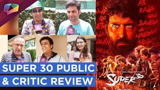 Super 30 Public And Critic Review | Hrithik Roshan | Mrunal Thakur | Nandish Sandhu
