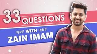 33 Questions Ft. Zain Imam | Walk The Talk | S01EP01