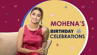 Mohena Kumari Singh Celebrates Her Birthday With India Forums