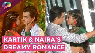 Kartik And Naira Have Some Romantic Moments | Celebrations | Yeh Rishta Kya Kehlata Hai
