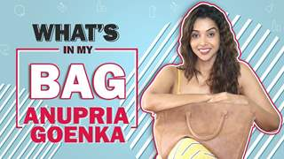 What's In My Bag With Anupria Goenka | Bag Secrets Revealed