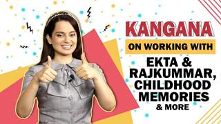 Kangana Ranaut Talks About Working With Rajkumar, Priyanka Getting Trolled & More