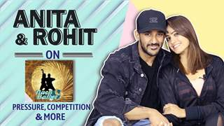 Anita Hassanandani Reddy And Rohit Reddy Talk About Nach Baliye 9, Competition & More