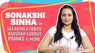 Sonakshi Sinha On Sex Being A Taboo, Breaking Stereotypes & More | Khandani Shafakhana