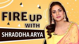 Shraddha Arya's Diet Secrets, Go-To Move & More | Fire Up