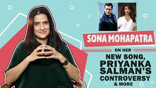 Sona Mohapatra Shares About Remakes, Her New Bengali Song, Priyanka & Salman's Controversy & More