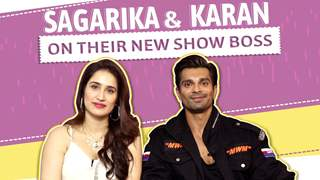 Karan Singh Grover And Sagarika Ghatge Khan On Boss, Shooting Experience & More