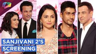 Star Plus Hosts Sanjivani 2's Screening | Surbhi Chandna, Monish Bahl, Namit & More