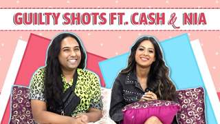 Nia Sharma And Cash Down Some Guilty Shots With India Forums | Friendship Day Special