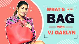 What's In My Bag With VJ Gaelyn | Bag Secrets Revealed | MTV Hustle