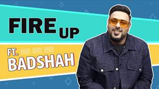 Badshah Shares His Go-To Move, Favourite Food & More | Fire Up