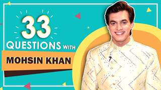33 Questions With Mohsin Khan | Go-To Move, Favourite Food & More