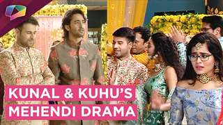 Kunal And Kuhu's Mehendi Celebrations | Dance & Drama | Yeh Rishtey