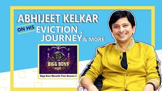Abhijeet Kelkar On His Eviction, Shivani & Neha's Fight & More | Bigg Boss Marathi