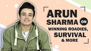 Arun Sharma On Winning Roadies Real Heroes | Prince, Raftaar, Survival & More | MTV India