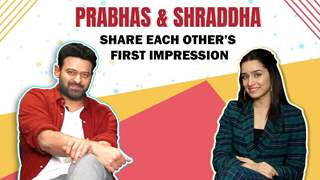 Prabhas And Shraddha Kapoor Praise Each Other | Movie with Allu Arjun | Saaho