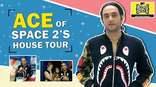 MTV Ace Of Space 2 | Vikas Gupta Gives A Tour Of The Lavish Set