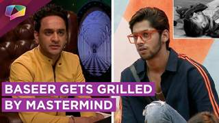 Baseer Ali Gets Grilled For His Behaviour During the Task With Krissann | MTV Ace Of Space