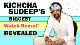 Kichcha Sudeep Shares About His 'Watch Secret' | Big Secret Revealed | Fire Up