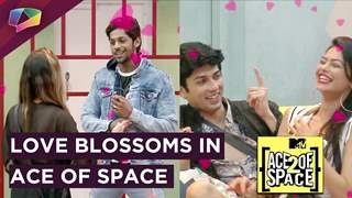 Baseer Ali & Lucinda's Love Blossoms | MTV Ace Of Space 2