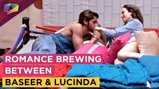 Romance Brewing Between Baseer And Lucinda | MTV Ace of Space 2