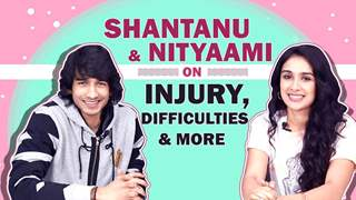 Shantanu Maheshwari And Nityaami Shirke On Nach Baliye 9 | Injuries, Difficulties & More
