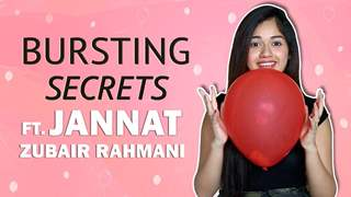 Bursting Secrets Ft. Jannat Zubair Rahmani | Dream Job, Pets, Singing & More