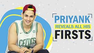 Priyank Sharma Reveals All His Firsts | First Audition, Rejection, Kiss & More