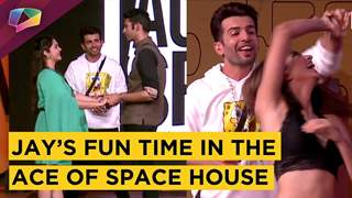 Jay Bhanushali's Fun Time In MTV Ace Of Space 2