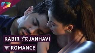 Kabir और Janhavi का romance   Ek Brahm Sarvagun Sampann