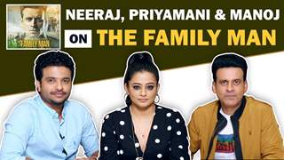 Manoj Bajpayee, Priyamani & Neeraj's Fun Conversation | The Family Man