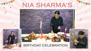 Nia Sharma's Grand Birthday With India Forums
