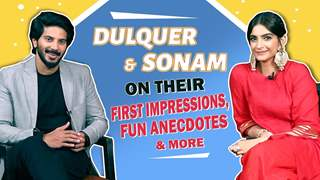 Sonam K Ahuja & Dulquer Salmaan On Their First Impressions, Fun Stories From Set & More