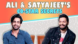 Ali Fazal And Satyajeet Dubey Spill Each Other's Secrets | Co-Star Story