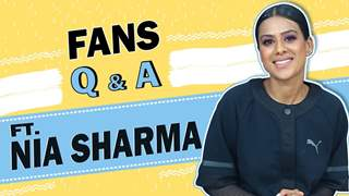 Nia Sharma Answers Fan Questions With India Forums